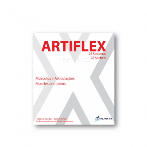 Artiflex 28 Saquetas
