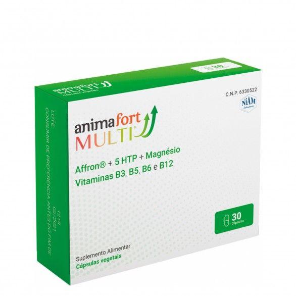 Animafort Multi 30 Cápsulas