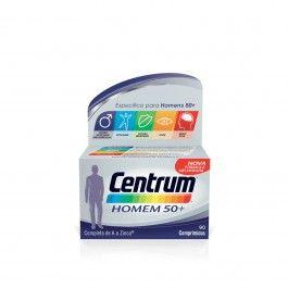Centrum Homem 50+ 90 Comprimidos