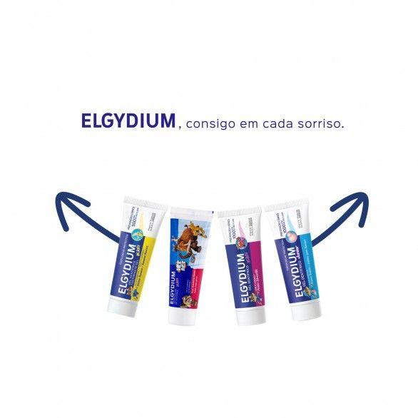 Elgydium Kids Back To School Frutos Silvestres 2-6 Anos