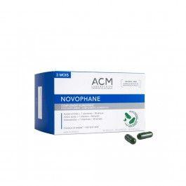 Novophane Cabelo e Unhas 180 Cápsulas