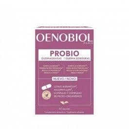 Oenobiol Probio Queima Gorduras 60 Cápsulas